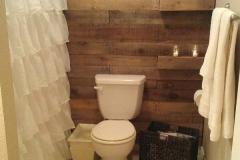 Banheiro Rústico