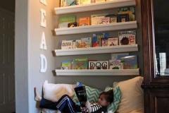 Canto de Leitura para Crianças