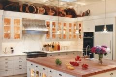 Cozinha com Claraboia