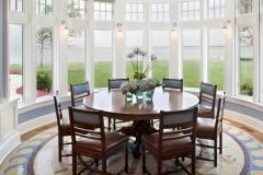 Sala de Jantar com Claraboia
