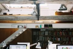 Escritório em Sótão