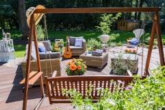 Jardim com Baixa Manutenção