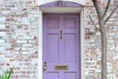 Porta de Entrada Colorida