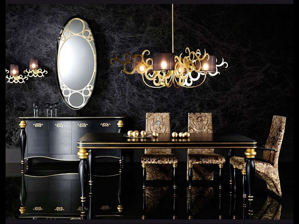 How to use black in decoration | Home, Sweet Home
